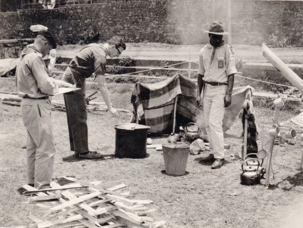 1956 Boy Scout jamboree in Irvine .jpg