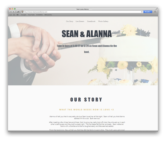 Sean & Alanna