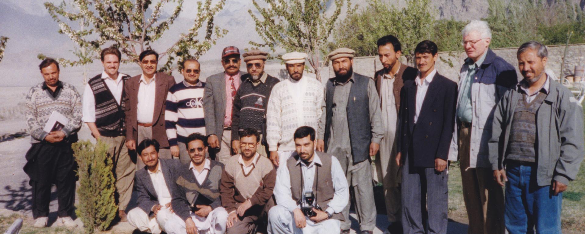 1990-ish Gilgit Pakistan for Agha Khan r
