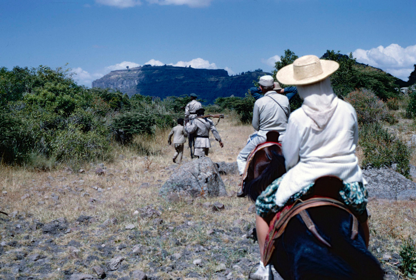 1965 Near Maqdala, Ethiopia - Dave _ Fra