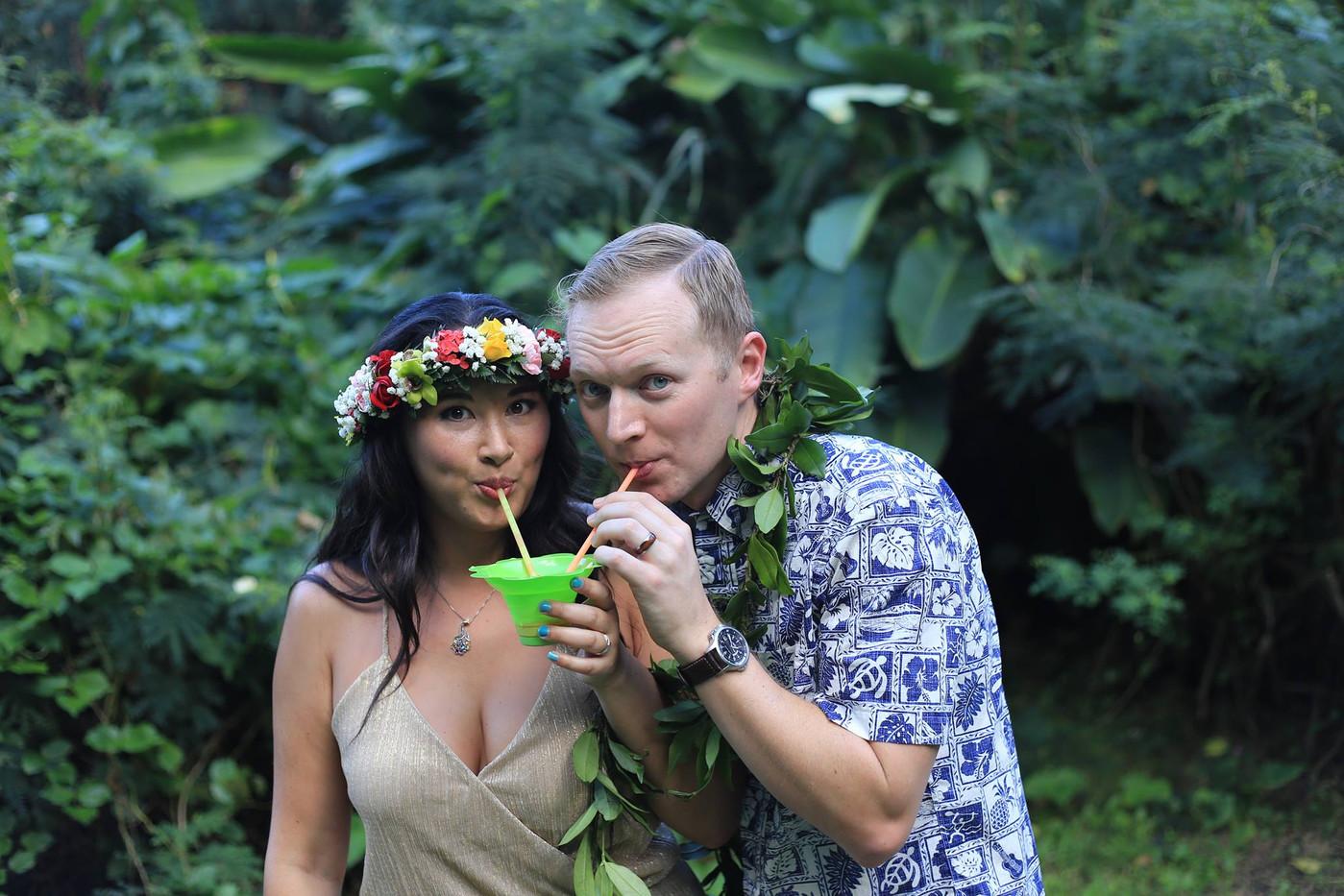 30 Us Hawaii wedding canvas one.jpg