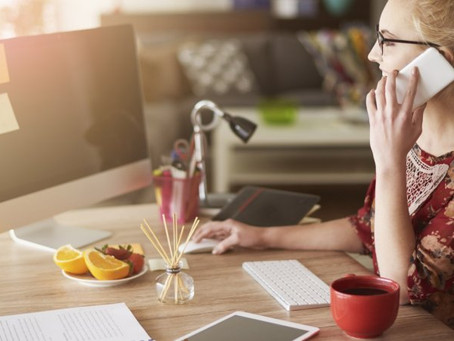 5 Tips to Win at Working Remotely