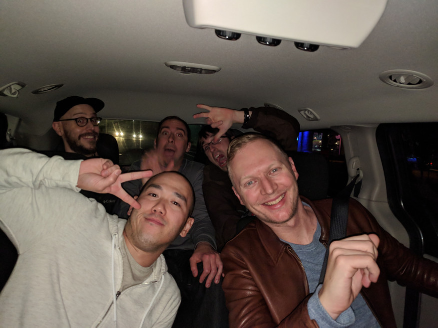 35 Tetris Jonas in drunk van Harry Chris
