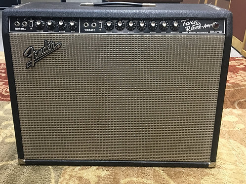 1966 Fender Twin Reverb