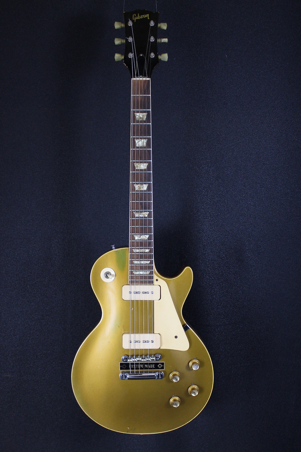Dating Gibson Les Paul standardi