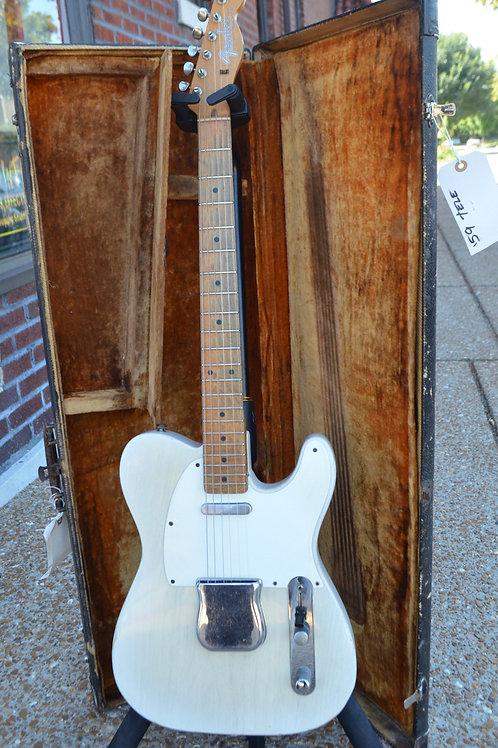 1959 Fender Telecaster/SOLD