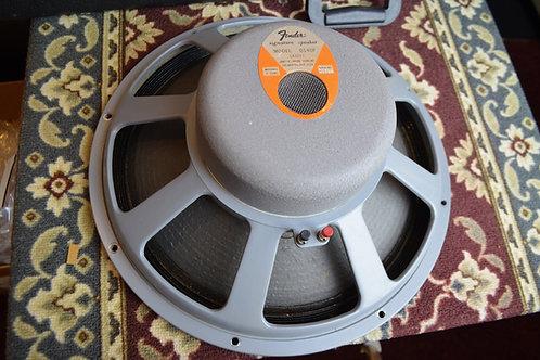 JBL D140F (Fender Orange label)