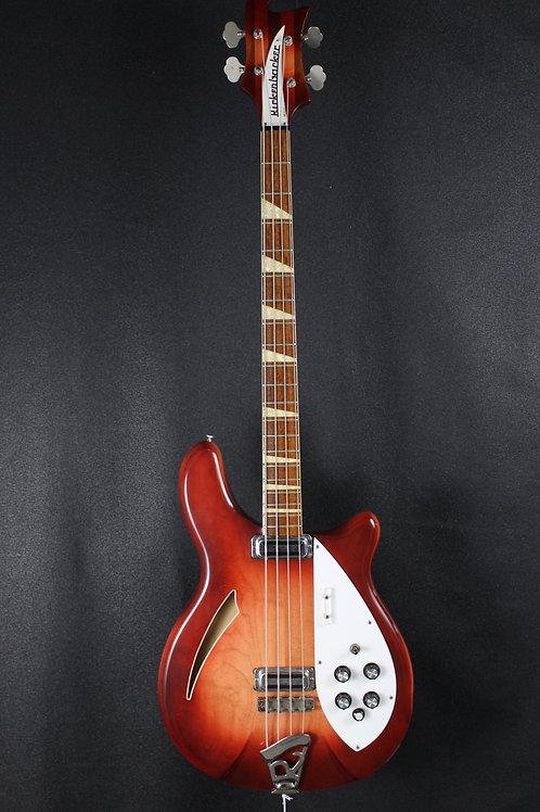 1968 Rickenbacker 4005 Fireglo