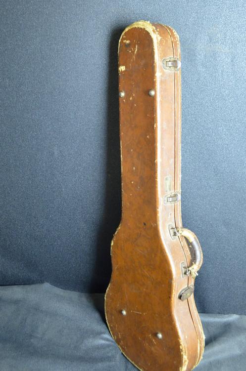 1952-57 era brown Gibson Case