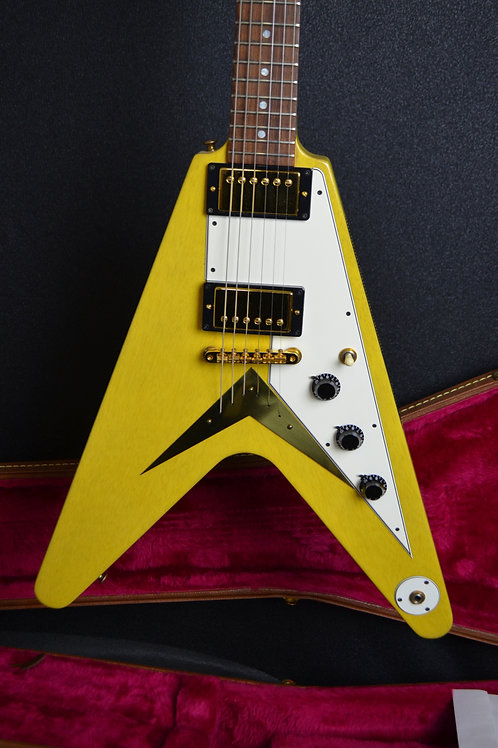2001 CS Gibson Flying V