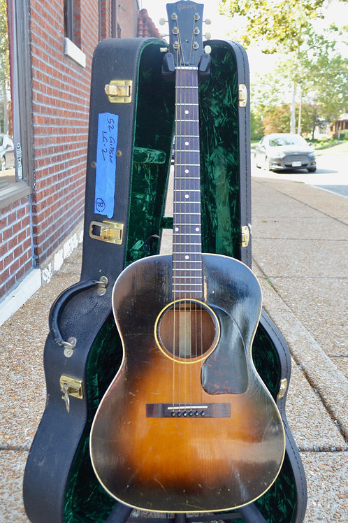 1952 Gibson LG2