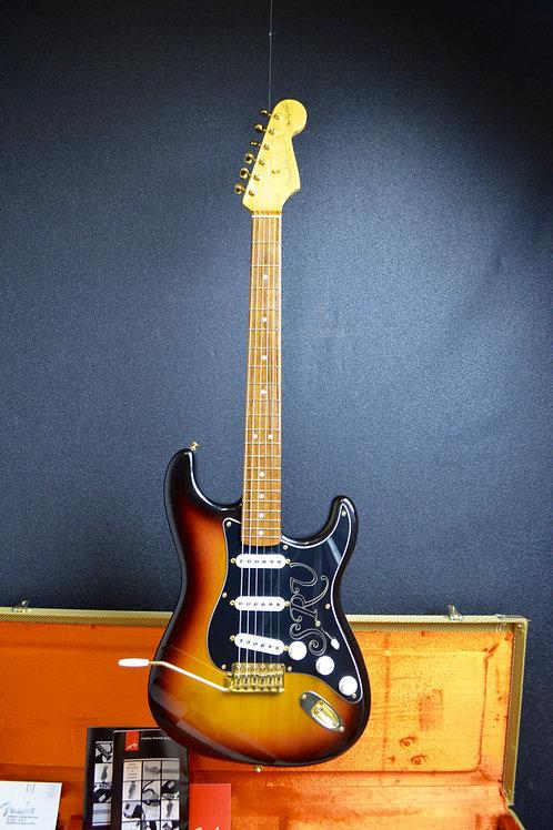 2001 Fender Stratocaster-SRV (SOLD)