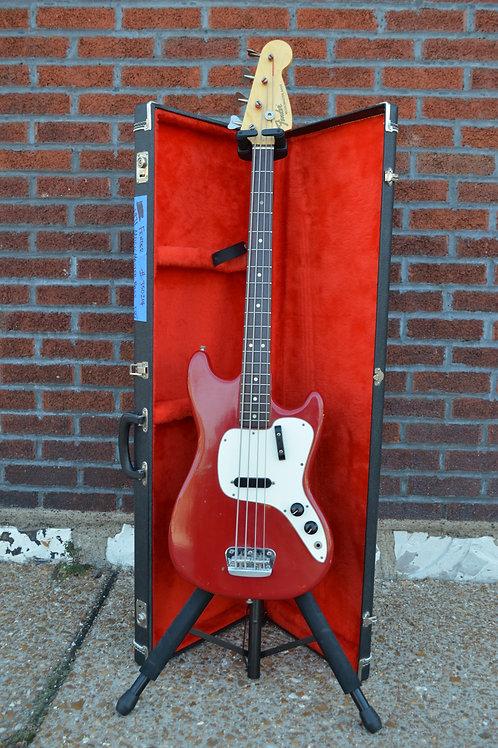 1971 Fender Musicmaster Bass