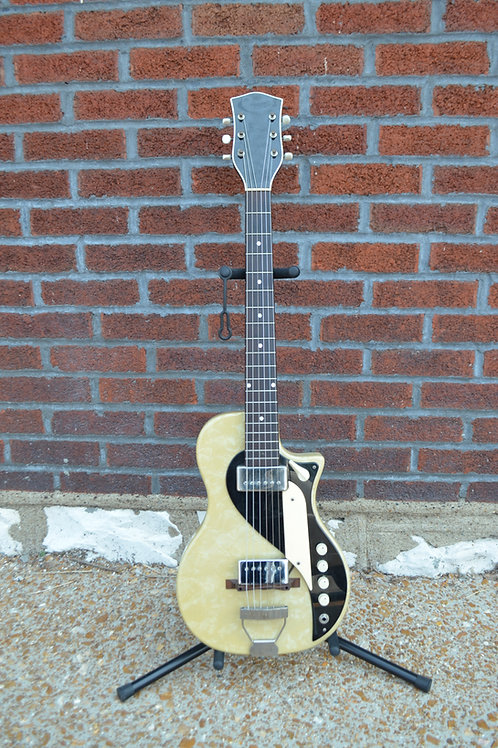1955 Supro Dual Tone
