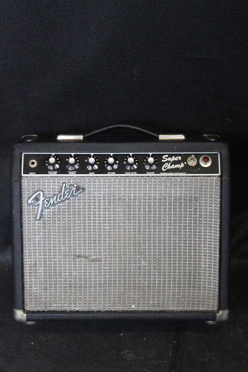 1983 Fender Super Champ