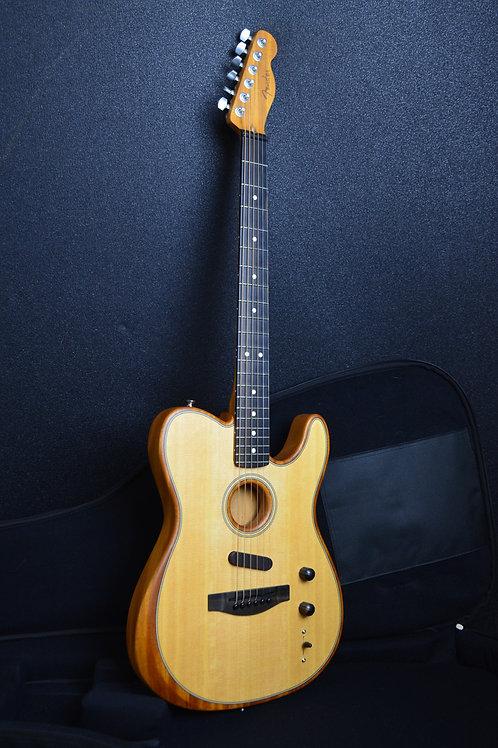 2019 Fender Acoustasonic Telecaster