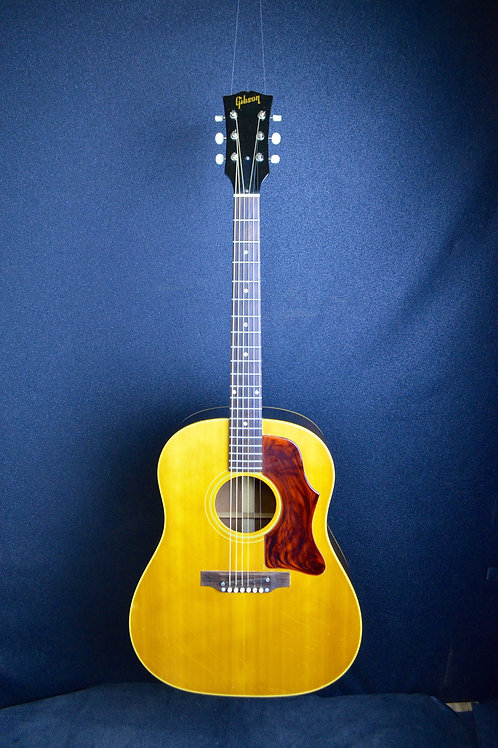 1968 Gibson J-50 acoustic