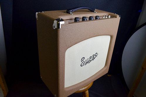 2008 Supro Sahara 'Bruce Zinky' amp