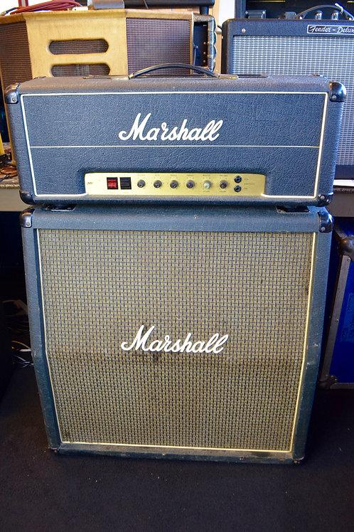 1978 Marshall 2203/matching 4x12/SOLD