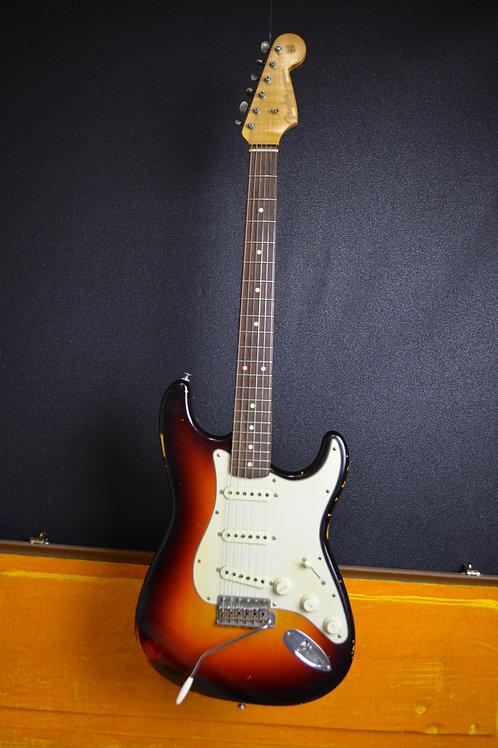 1997 Fender CS 60's relic Stratocaster