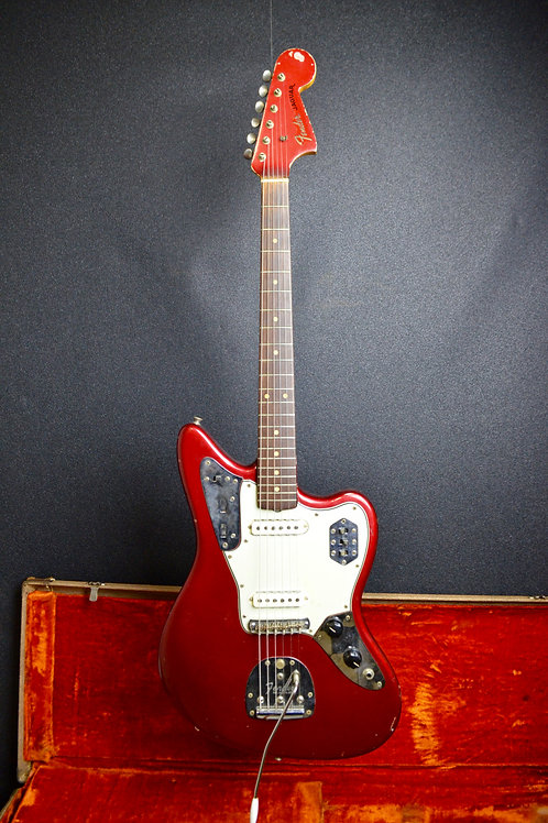 1964 Fender Jaguar-CAR