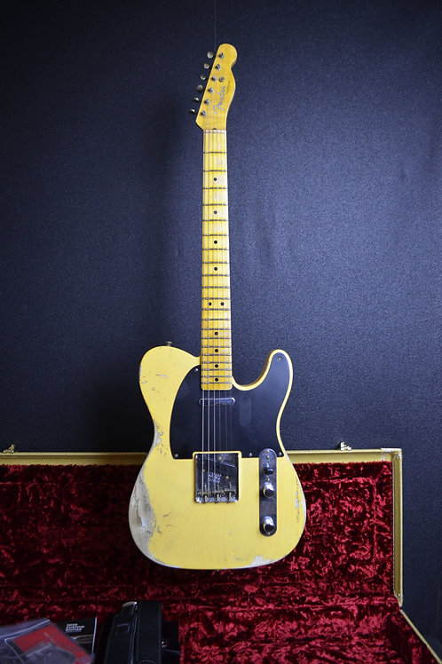 2020 '51 Fender Telecaster Hvy Relic