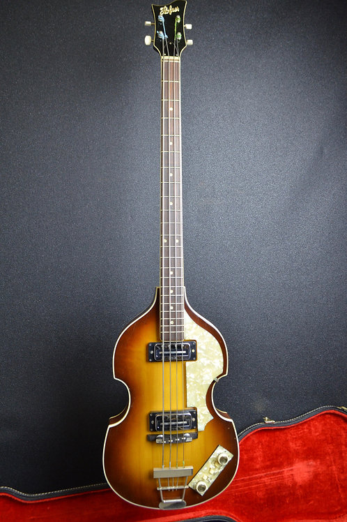 1967 Hofner 500/1-Beatle Bass