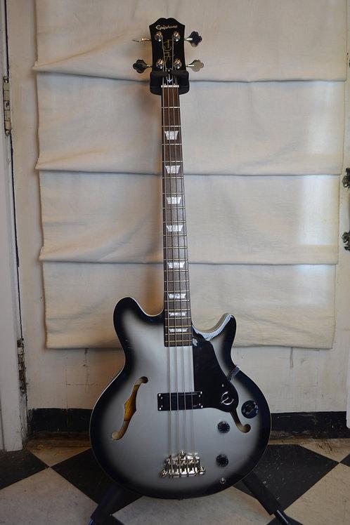 2012 Epiphone Jack Casady Signature bass-Ltd Ed.