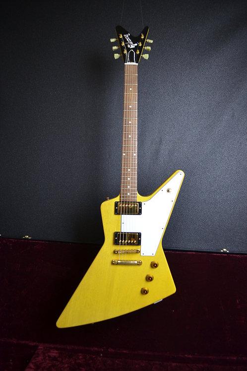 2001 CS Gibson Explorer/Split Headstock
