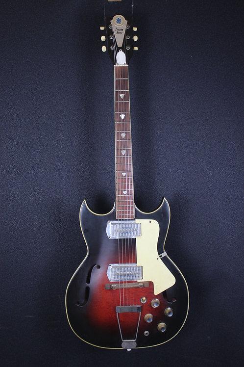 1965 Kay Custom Kraft Hollowbody