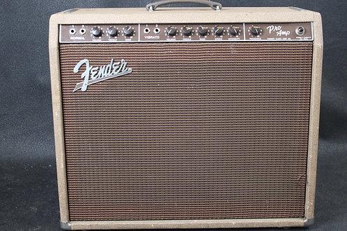 1960 Fender Pro Brown
