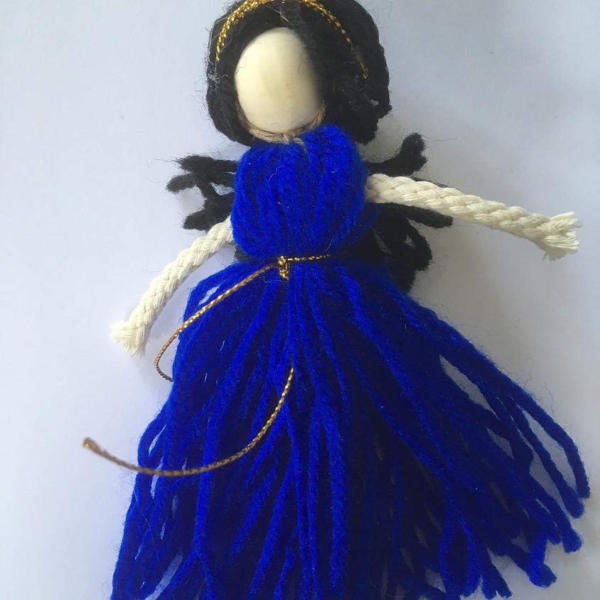 Summer Craft Sessions - Woollen Dollies