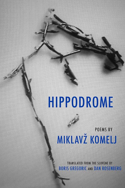 Hippodrome, by Miklavž Komelj