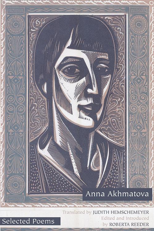 Selected Poems of Anna Akhmatova, by Anna Akhmatova
