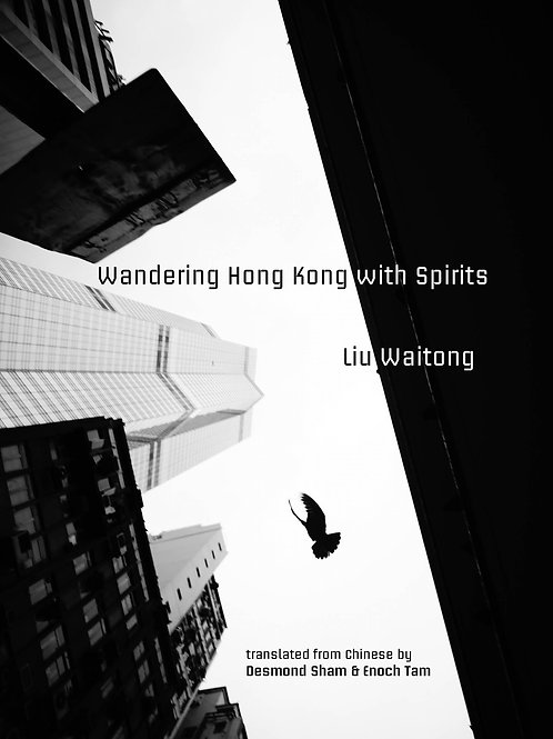 Wandering Hong Kong with Spirits, by Liu Waitong