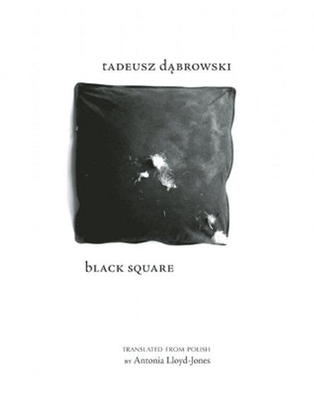 Black Square, by Tadeusz Dąbrowski