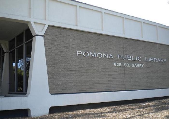 Pomona Library2
