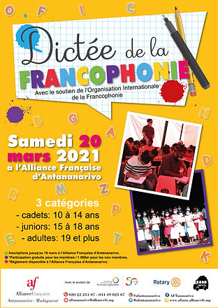 AFFICHE DICTEE EDITION 2021_Plan de trav