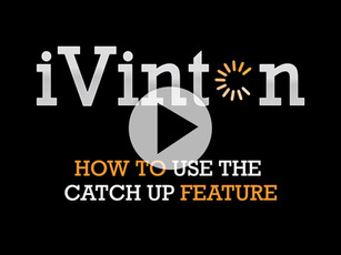 How To Use The Catch Up Feature