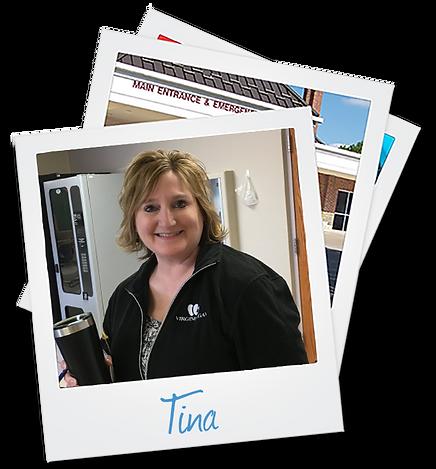 Tina Eden, Director of Nursing