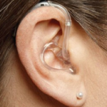 Behind-the-Ear (BTE) with Earmold
