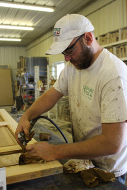Production Specialist - Staining