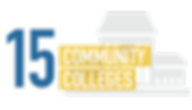 15 community colleges
