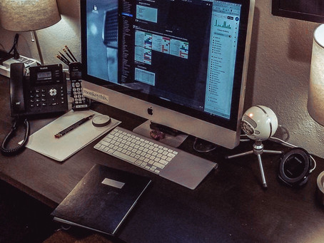 WORKING FROM HOME: 8 Tips From A Seasoned Work-From-Home Warrior