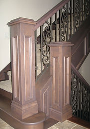 Staircase - millwork