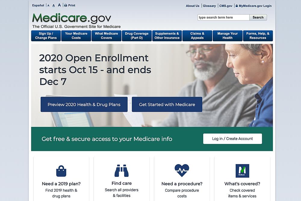 2019 open enrollment