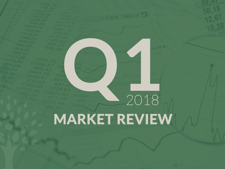 First Quarter 2018 Market Review