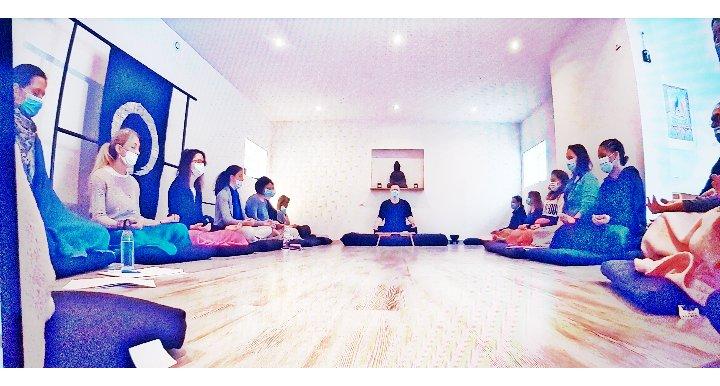 Centre NIJI Sylvain Mira Méditation