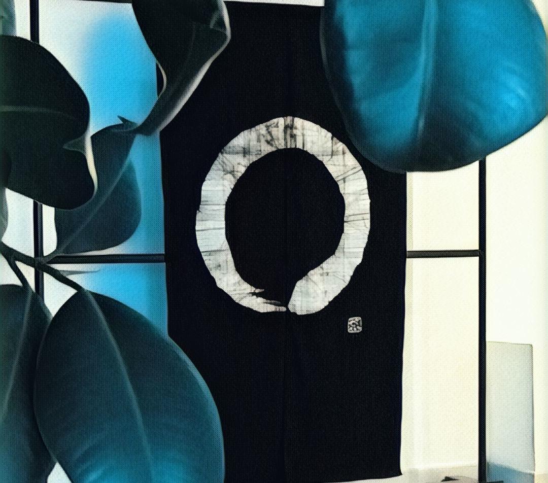 Le symbole zen du Enso