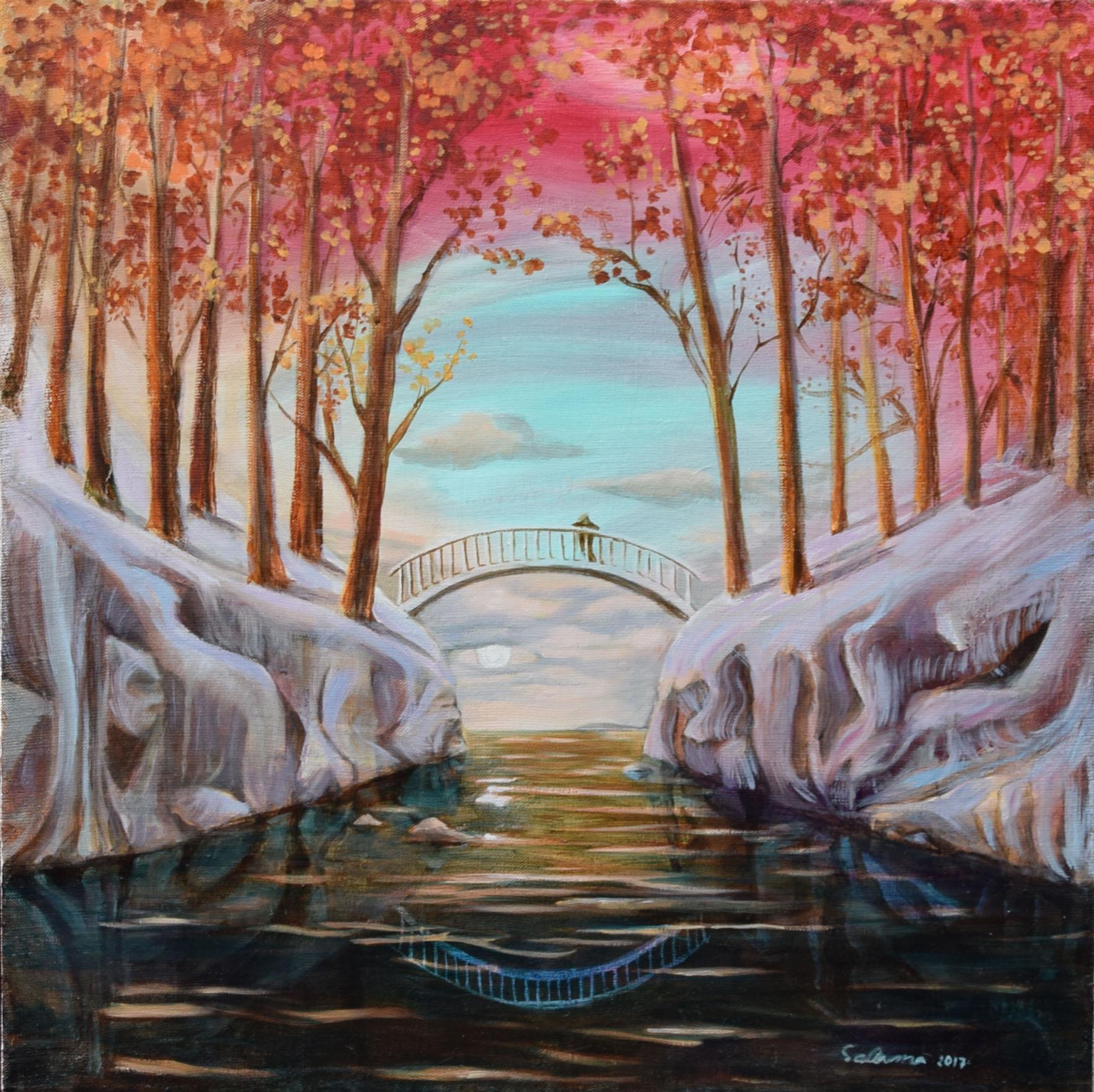 """Winter daydream"" (Mindscape)"
